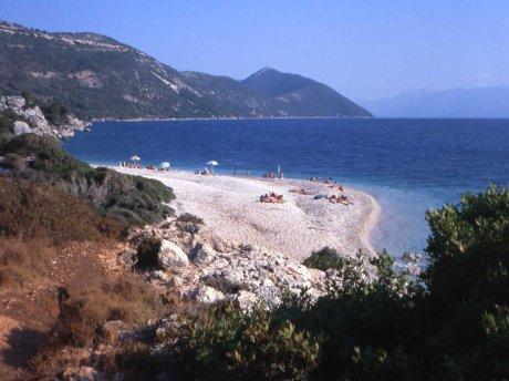 La Spiaggia di Ag. Ioannis