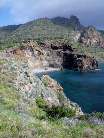 Panarea - panorama da Punta Milazzese