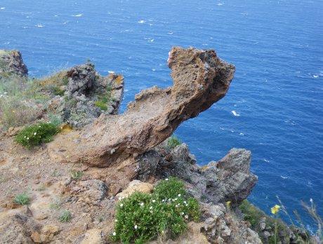 panorama dalla Costa del Capraio