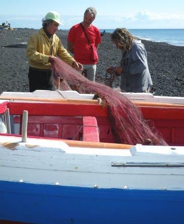 Pescatori a Scari