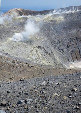 Sul Gran Cratere