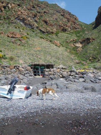 Spiaggia di Sotto il Monte - La capanna dell'abitante