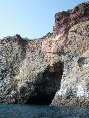 Lipari costa occidentale