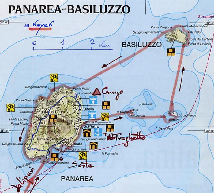 Panarea e il suo arcipelago