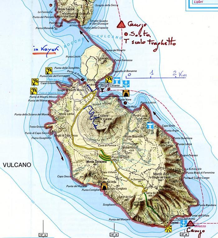 Mappa Istituto Geografico DeAgostini