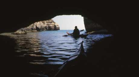 grotta a levante