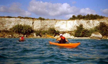a sud di Otranto