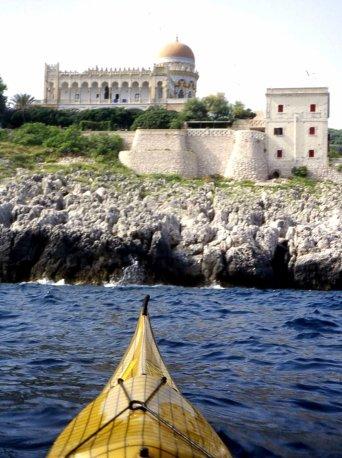 palazzo moresco a Santa Cesarea
