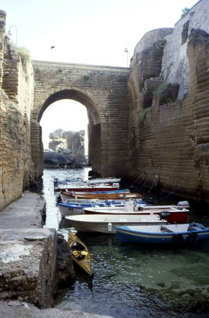 porticciolo di Santa Cesarea