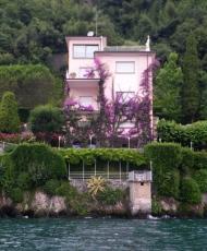 villa a nord di Argegno
