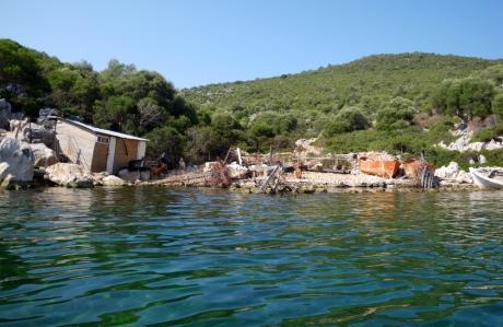 A - Arcipelago di Echinades (13p)