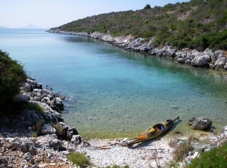 A - Arcipelago di Echinades (26p)