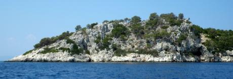 A - Arcipelago di Echinades (35p)