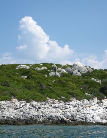 A - Arcipelago di Echinades (37 p)