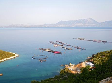 Bp -  la costa da Marathias a Aghrilia (3)