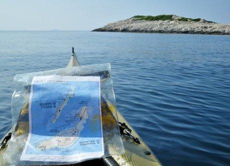 Isola di Kastos - Capo Podari