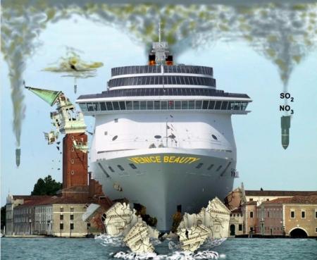 La distruzione di Venezia