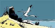 Sound of kayak - La libertà non fa rumore: in kayak per mari e laghi lontano dalla follia umana – …Que es mi barco mi tesoro, Que es mi dios mi libertad, Mi ley la fuerza y el viento, Mi única patria la mar… ____________________________