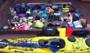 * RUMBO MEDITERRANEO - Oltre al piacere dell'avventuroso viaggio mediterraneo in kayak, Sergi Rodríguez Basoli, vuole evidenziare l'importanza della battaglia contro ogni forma d'inquinamento del nostro mare. ___________________________