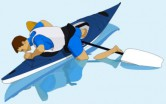 * Kayak Paddling – Istruzioni pratiche animate relative all'uso del kayak da mare. Dai fondamenti della pagaiata alle manovre di sicurezza. _____________________________