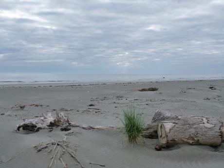 Spiaggia allo scanno del Burcio