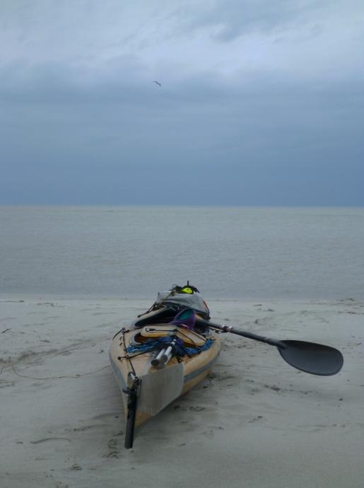 Spiaggia dello Scanno del Burcio
