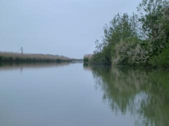 canale dal Bacucco al Po di Goro